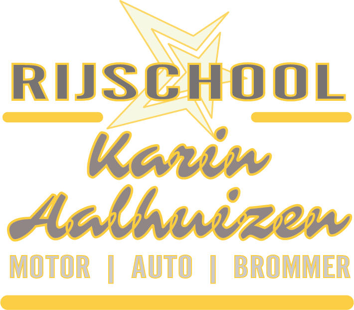 RIJSCHOOL KARIN AALHUIZEN Logo